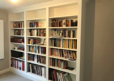 Bespoke Bookshelves