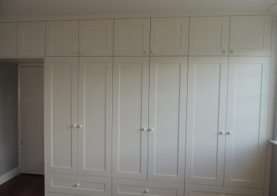 Bespoke Fitted Wardrobe