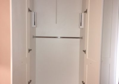 Bespoke Fitted Wardrobe Internal