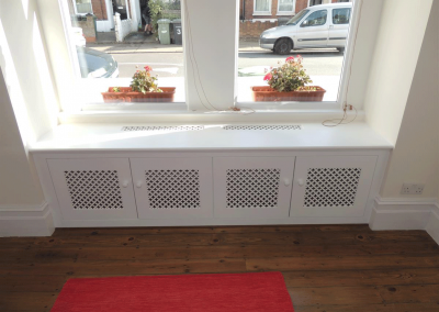 Bespoke Window Seat