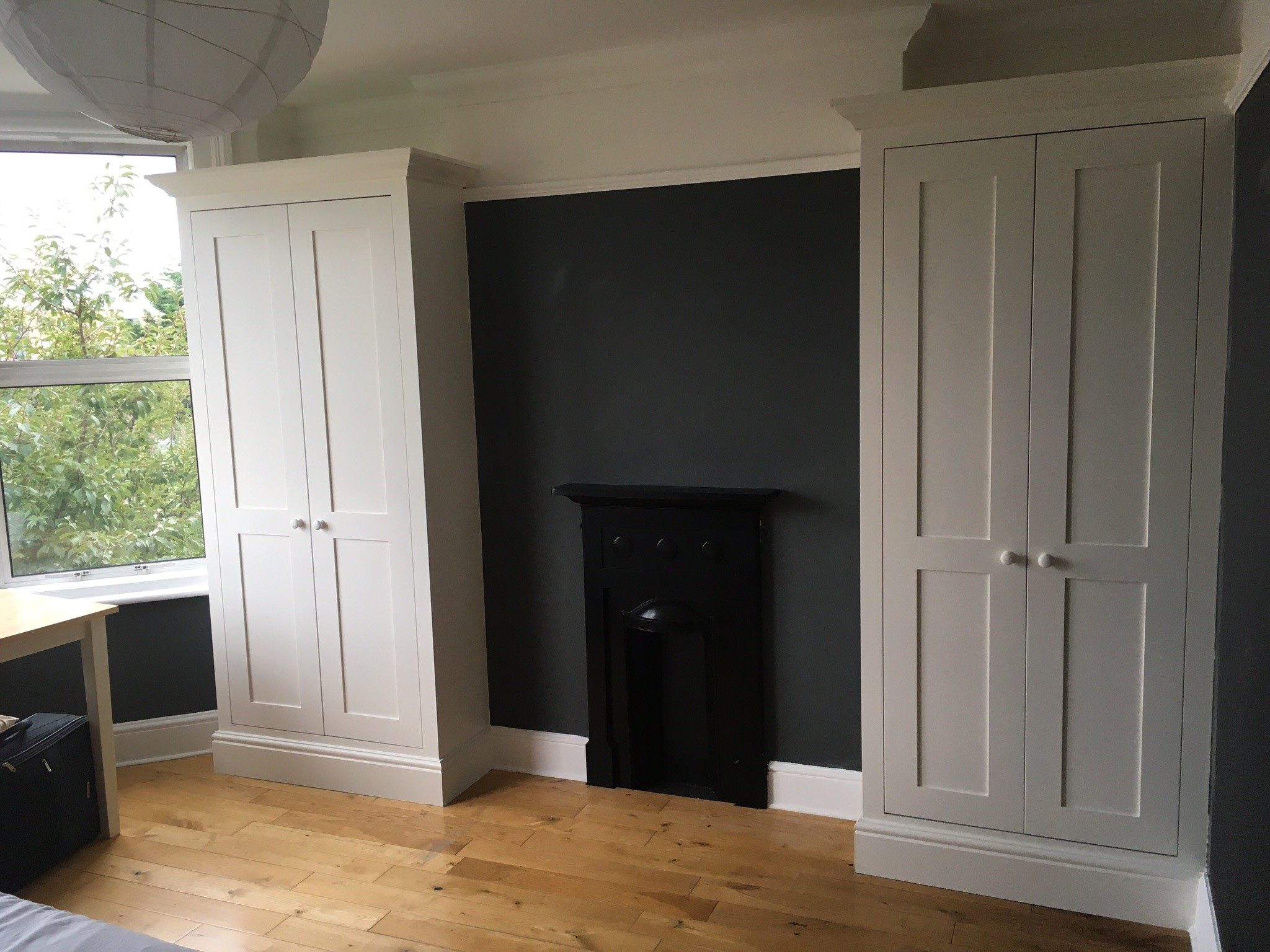 Bespoke and Alcove Wardrobes - PJH Carpentry & Joinery